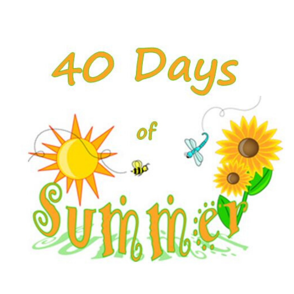 40 Days of Summer logo